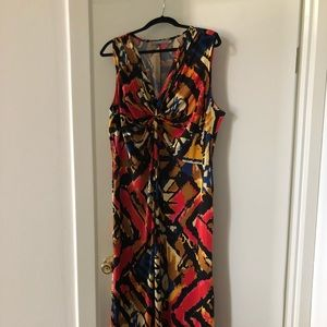 NY Collection (Jones of New York) size 3x dress